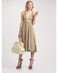 Marc By Marc Jacobs | Natural Josephine Dress | Lyst