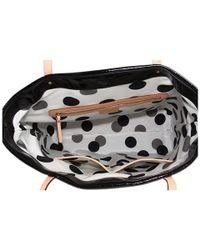 kate spade new york - Black Flicker Bon Shopper - Lyst