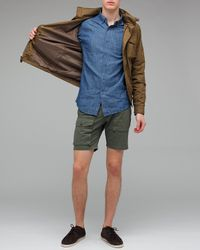Spiewak - Green Ash Field Coat for Men - Lyst