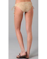 Inca | Natural Francis Bikini Bottoms | Lyst