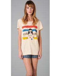 Marc By Marc Jacobs - Natural Miss Marc Blossom T-shirt - Lyst