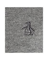 Original Penguin | Gray Rain Heather Cotton Stripe Sleeve Track Jacket for Men | Lyst