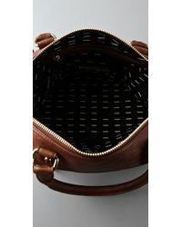 Rebecca Minkoff | Brown Mab Mini Bag | Lyst