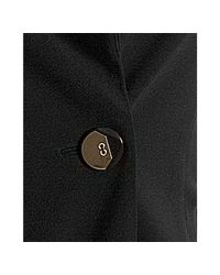Leifsdottir - Black Onyx Matte Jersey Single Button Jacket - Lyst