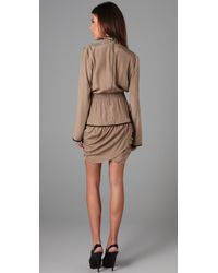Sass & Bide - Brown The Light Within Dress - Lyst