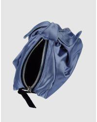 Marc Jacobs - Blue The Tulip Satin Bag - Lyst