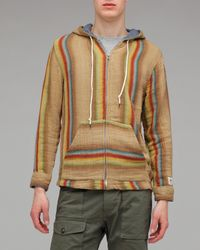 Obey | Multicolor Toluca Zip Hood for Men | Lyst