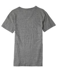 Our Legacy   Gray Classic Short Sleeve Tee for Men   Lyst