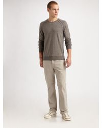 Converse - Gray Chuckin Peached Pants for Men - Lyst
