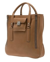 3.1 Phillip Lim - Brown Seymour Tote Bag - Lyst