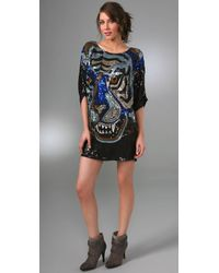 Antik Batik | Blue Salma Mini Dress | Lyst