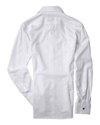 Vivienne Westwood - White Classic Three Button Collar Shirt for Men - Lyst