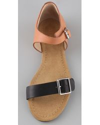 3.1 Phillip Lim | Brown Sidibe Sandals | Lyst