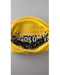 Marc By Marc Jacobs | Yellow Classic Q Hillier Hobo | Lyst