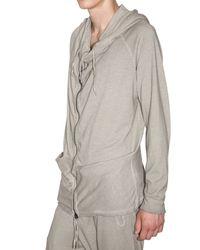 Silent - Damir Doma | Gray Heavy Jersey for Men | Lyst