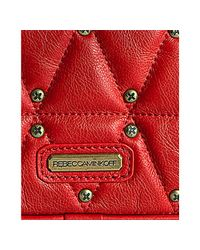 Rebecca Minkoff | Red Mac Shoulder Bag | Lyst