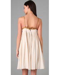 By Malene Birger - Natural Manrida Summer Vail Dress - Lyst