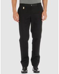 Dolce & Gabbana | Black Drawstring Jogger Pants for Men | Lyst