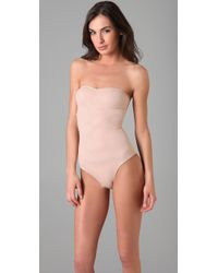 Cali Dreaming - Natural The Sweetheart One Piece - Lyst