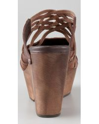 Rag & Bone - Brown Berkane Wedge - Lyst