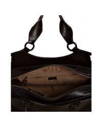 Cartier | Black Buffalo Marcello Worldwide Bag | Lyst