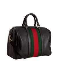 Gucci - Black Vintage Web Bag - Lyst