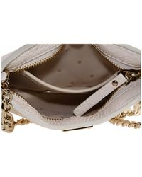 kate spade new york | Natural Gold Coast - Dolly Quilted Leather Crossbody Bag | Lyst