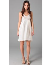 Rag & Bone | White Jane Dress | Lyst