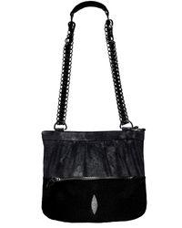 Khirma Eliazov   Black Wristlet Bag   Lyst