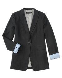 Rag & Bone | Blue 42nd Street Blazer | Lyst