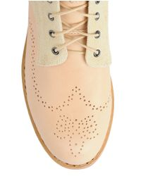 Rag & Bone | Pink Wessex Lace-up Boot | Lyst