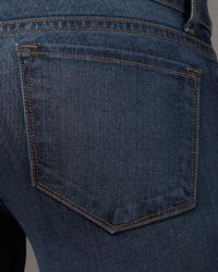 J Brand - Gray Elephant Bell-bottom Jeans - Lyst