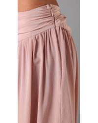 Jarbo - Pink Palazzo Pants - Lyst
