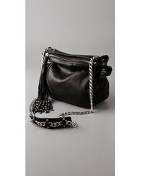 Botkier | Black Ava Cross Body Bag | Lyst