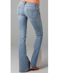 Genetic Denim - Blue The Gusset Fever Bell Bottom Jeans - Lyst