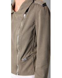 IRO - Green Aurore Jacket - Lyst