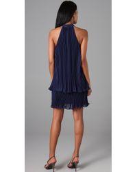 JOSEPH | Blue Margot Dress | Lyst
