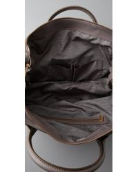 Marc By Marc Jacobs - Brown Preppy Nylon Pearl Tote - Lyst