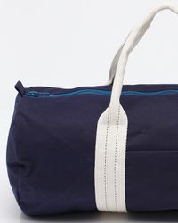 Billykirk - Blue Duffle Bag for Men - Lyst