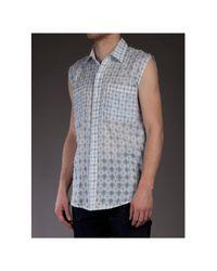 James Long - Blue Idaho Shirt for Men - Lyst