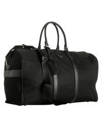 Prada - Black Nylon Viaggio Large Duffle Bag for Men - Lyst