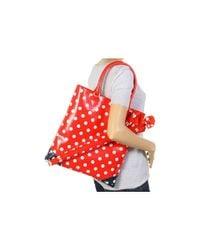 Marc By Marc Jacobs | Red Yo Yo Dot Pvc Tote and Umbrella | Lyst