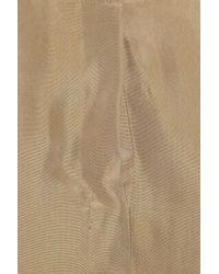 IRO - Natural Mizra Brushed-silk Top - Lyst