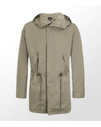 Paul Smith | Green Parka for Men | Lyst