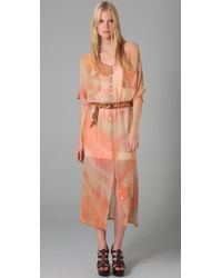 Leyendecker | Orange Suburbia Dress | Lyst