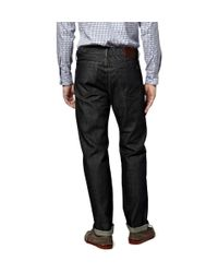 Levi's - Black Indigo 1962 551z Rigid Jeans for Men - Lyst