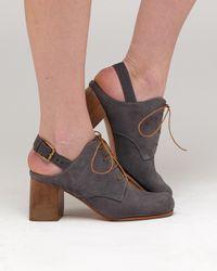 Rachel Comey | Gray Bait Boot | Lyst