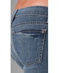 Vince | Blue Baby Bell Redux Rhodes Jeans | Lyst