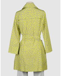 Marc By Marc Jacobs | Yellow Wild At Heart Raincoat | Lyst