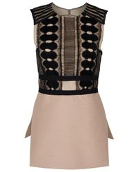 3.1 Phillip Lim | Natural Lace Patchwork Tunic | Lyst